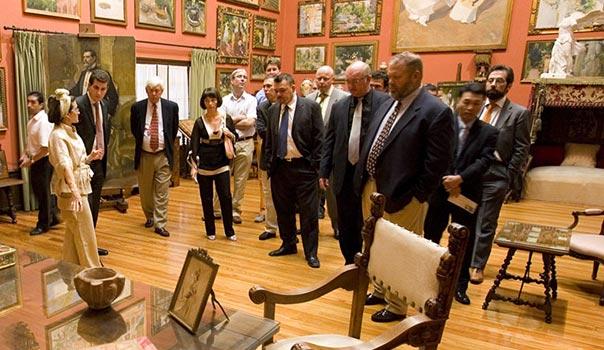 Eventos privados en museos y conciertos exquisitos