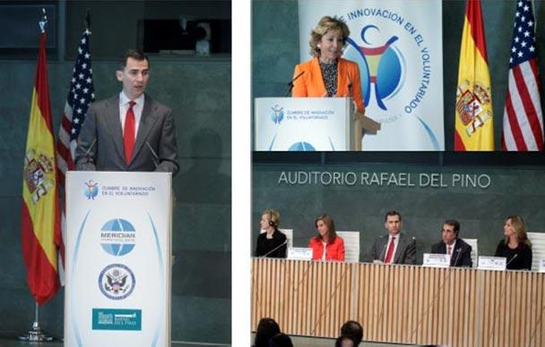Cumbre mundial de innovación en el voluntariado, marzo 2012