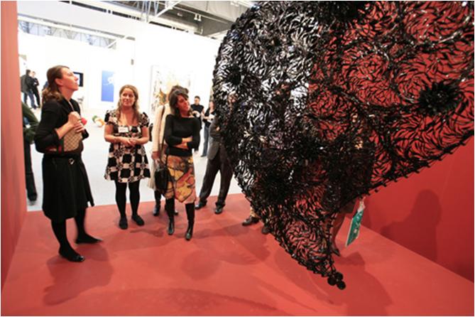 Eventos en Arco & otras ferias de arte